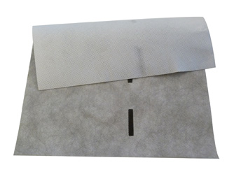 Permavent grounsheet material