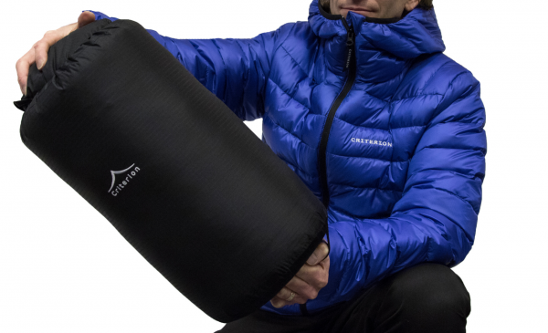 Criterion expedition 900 down sleeping bag