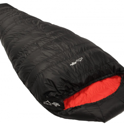 Criterion ultralight 350 down sleeping bag